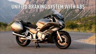 3. Yamaha FJR1300 2013 Promo video