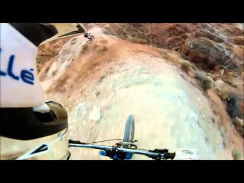 gopro: inseguimento red bull rampage!