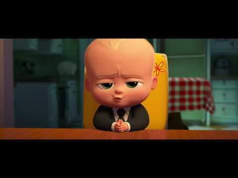 'The Boss Baby' Official Trailer (2017)   Alec Baldwin