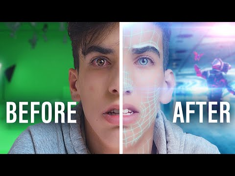Video Editing Before And After: After Effects Behind The Scenes (vfx) | Roy Adin
