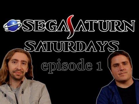 Sega Saturn Saturdays with Max & Matt - Episode 1