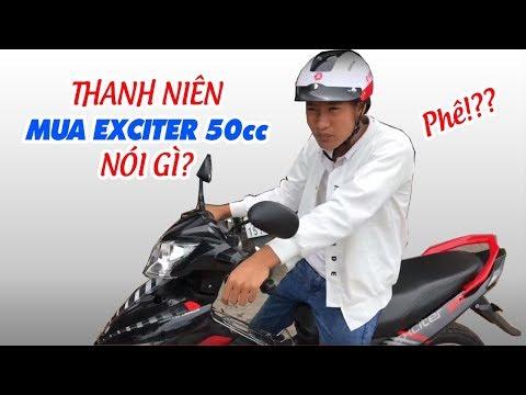 LIVE Thanh niên mua Exciter 50cc nói gì? ☺️ - Thời lượng: 10:20.