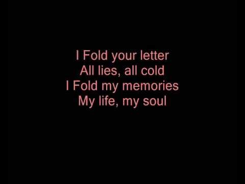 Tekst piosenki Gary Numan - Fold po polsku