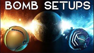 Samus/Dark Samus Bomb Setups | Super Smash Bros. Ultimate