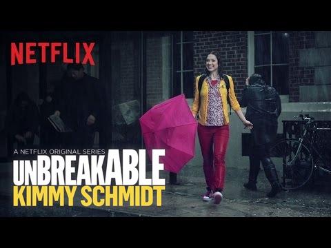 Unbreakable Kimmy Schmidt Motion Poster