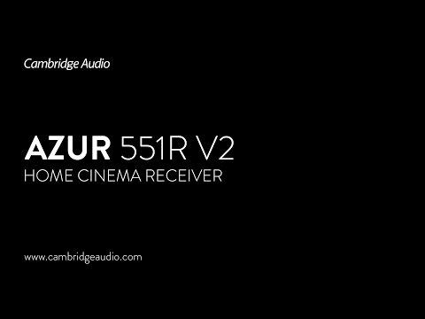 Azur 551R V2 | AV RECEIVER