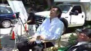 Bruce Campbell Old Spice Behind the Scenes