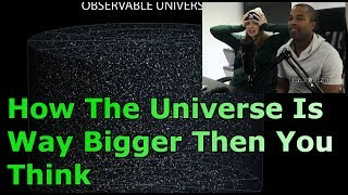 Video How The Universe Is Way Bigger Than You Think (REACTION 🔥) MP3, 3GP, MP4, WEBM, AVI, FLV Oktober 2018