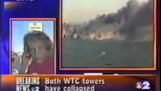 9/11 - Flight 93 Crashes At Camp David On The Anniversary Of The Camp David Accords