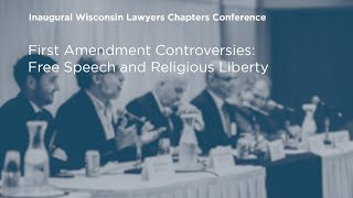 Click to play: First Amendment Controversies: Free Speech and Religious Liberty