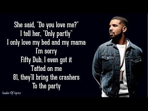 Drake - GOD'S PLAN (Lyrics) #Drake