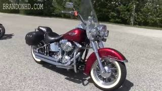 10. Used 2009 Harley Davidson FLSTN Softail Deluxe for sale craigslist 2020