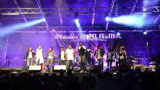Madin'GOSPEL FESTIVAL J2 - YESHUA DANCE by KREYOL GOSPEL PARTS n°1