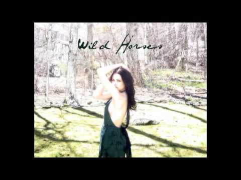 Elizabeth Gillies  - Wild Horses (cover) lyrics