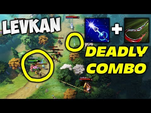 Levkan Pudge DEADLY COMBO Dota 2