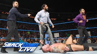 Nonton Jinder Mahal steals the WWE Championship from Randy Orton: SmackDown LIVE, April 25, 2017 Film Subtitle Indonesia Streaming Movie Download