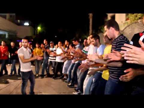 حفلة كفر قاسم افراح ابو كرم ال عوني 2 هاني شوشاري