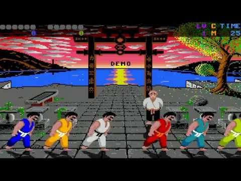 international karate plus pc