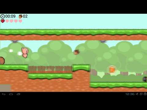 Video of Crisp Bacon: Run Pig Run