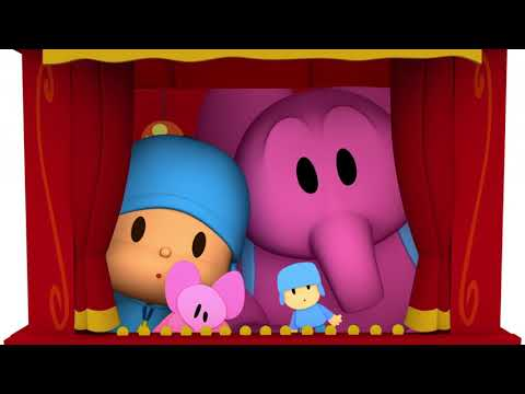 Let's Go Pocoyo- Pocoyo's Puppet Theatre (S03E38)