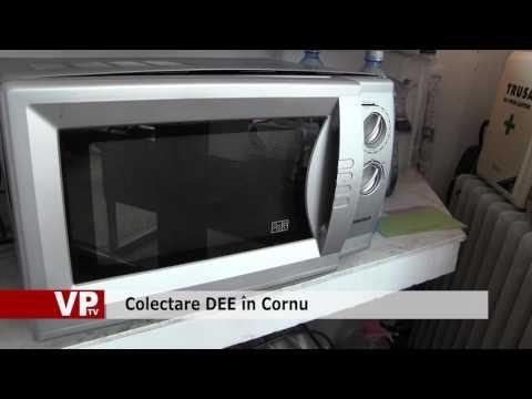 Colectare DEE în Cornu