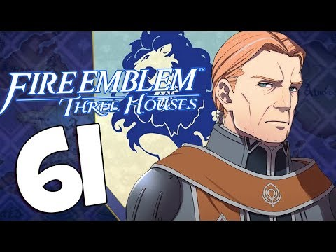 Fire Emblem Three Houses Walkthrough Part 61 Dealing with Deserters (Blue Lions Story)