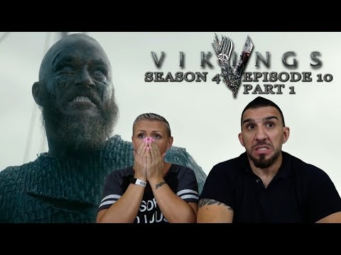 Vikings Season 4 Episode 10 'The Last Ship' REACTION!! Part 1