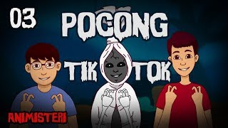 Video Animisteri 03 - Pocong Tik Tok - Kartun Lucu Horor, Kartun Hantu MP3, 3GP, MP4, WEBM, AVI, FLV November 2018