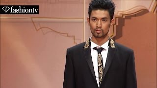 NE TIGER Haute Couture Collection 2014 in Beijing | Mercedes-Benz China Fashion Week | FashionTV