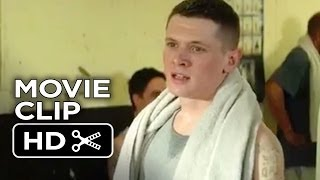 Starred Up Movie CLIP- Gym (2014) - Rupert Friend British Drama HD