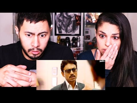 TALVAR | Irfan Khan | Trailer Reaction w/ Tania Verafield!