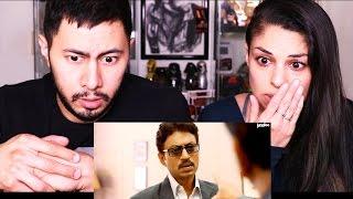 Video TALVAR | Irfan Khan | Trailer Reaction w/ Tania Verafield! MP3, 3GP, MP4, WEBM, AVI, FLV September 2018