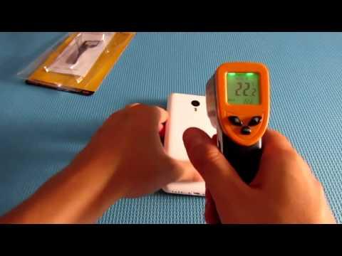 Termometro a infrarossi [RECENSIONE]