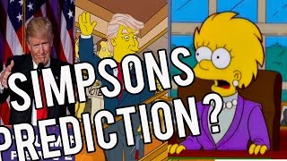 There's this hoax floating around about how The Simpsons predicted Trump's victory and Hillary as the one seated in the office. (WHAT?!!) In this video It al...