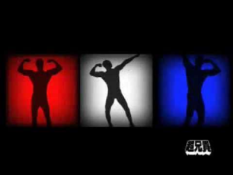 [Cho Aniki] Men's PANIC: Exercise Video Featuring TopGun Tom!!