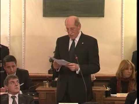 DISCORSO PRESIDENTE LUIGI SAPPA: ULTIMO CONSIGLIO PROVINCIALE DI IMPERIA DEL 24-03-2015