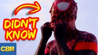 Video 10 Spiderman Secrets You Didn't Know About Miles Morales MP3, 3GP, MP4, WEBM, AVI, FLV Agustus 2018