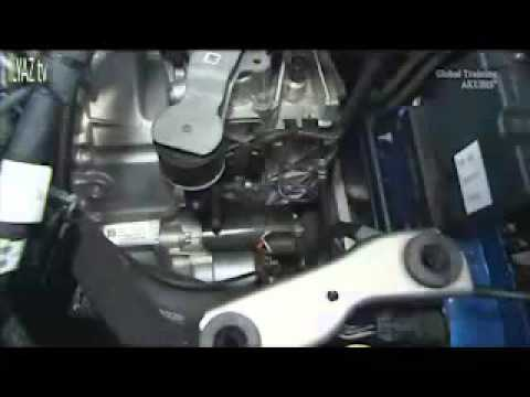 How To Replace a Starter Mercedes-Benz A-Class