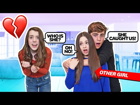 I Got Caught With Another Girl To See How My CRUSH Reacts **CHEATING PRANK** 💔|Ayden Mekus