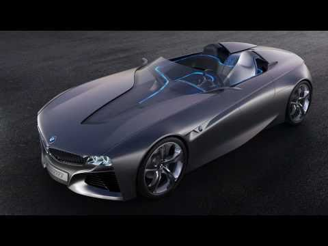 0 BMW Vision Introduces ConnectedDrive
