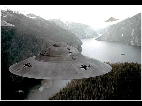 Ветеран Вермахта рассказал о самой секретной программе.НЛО.Как все начиналось.Документальный (видео)