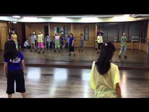 花屋敷幼稚園 ダンス Mcrew Dance Studio 20150515 lullaby