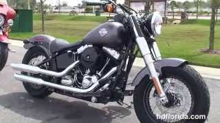 7. New 2014 Harley Davidson Softail Slim Motorcycles for sale - Panama City Beach