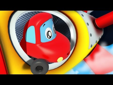 Video Into The Future | Little Red Car | Kindergarten Songs | Nursery Rhymes  For Kids by Kids Channel download in MP3, 3GP, MP4, WEBM, AVI, FLV January 2017