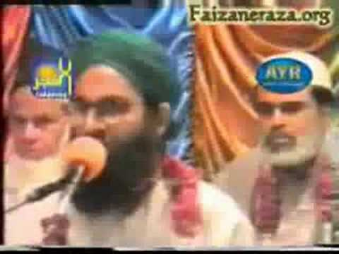 Qaseeda Burda Shareef-Haji Mushtaq Attari