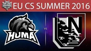 Nerv vs Huma, game 1