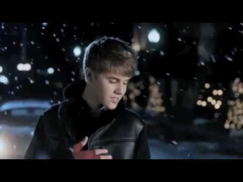 Justin Bieber – MY MISTLETOE VIDEO  ♥  ( official video )with LYRICS, NEW SONG 2011