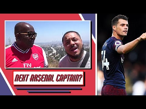 Who Should Be Arsenal's Next Captain? Ft Troopz & Harpzz