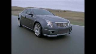 2009 Cadillac CTS-V Drive Time Review