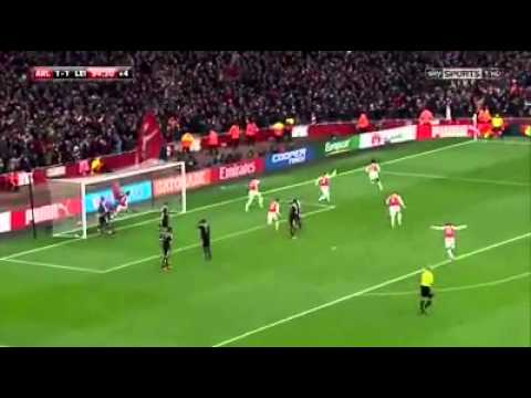 Goli i Danny Welbeck ne minuten e 95 ne perballjen kunder Leicester